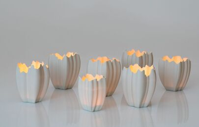 FLOWERS | tealight holder